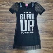 Vestido Glam Up Infantil