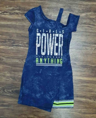 Vestido Power Infantil