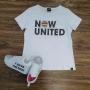 Blusinha United Infantil
