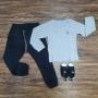 Camiseta com Calça Jogger Infantil