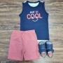 Conjunto Cool Infantil