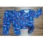 Conjunto Pijama Corrida Infantil