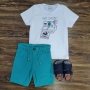 Conjunto Say Cheese Infantil