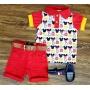 Roupa Vermelha Mickey Tradicional Infantil
