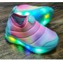 Tênis de LED Tye Dye Infantil