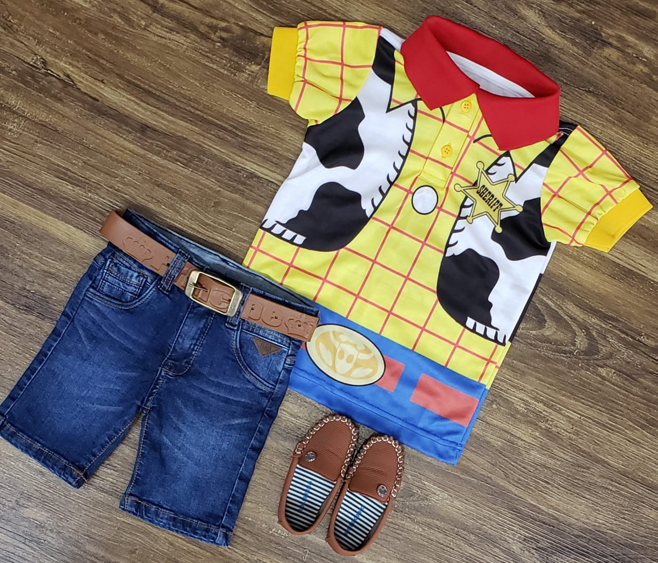 Look Jeans Toy Story Infantil