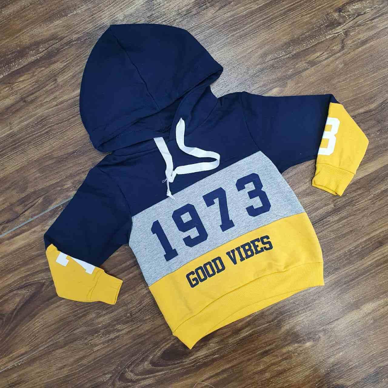Blusa 1973 Infantil