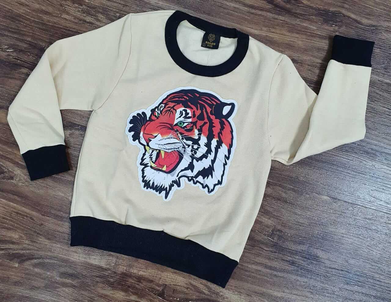 Blusa do Tigre