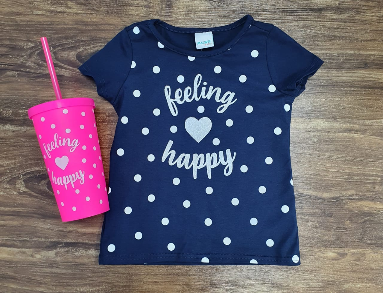 Blusa Feeling Lovely Infantil