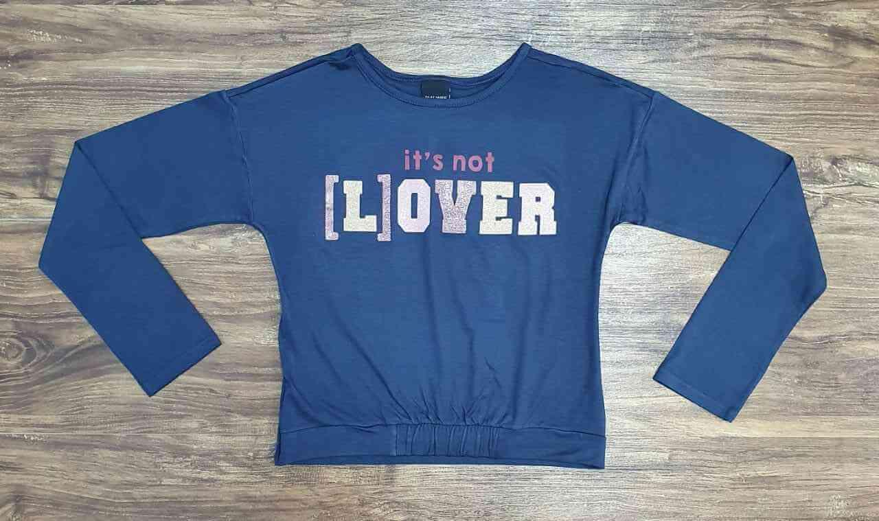 Blusa Lover Infantil