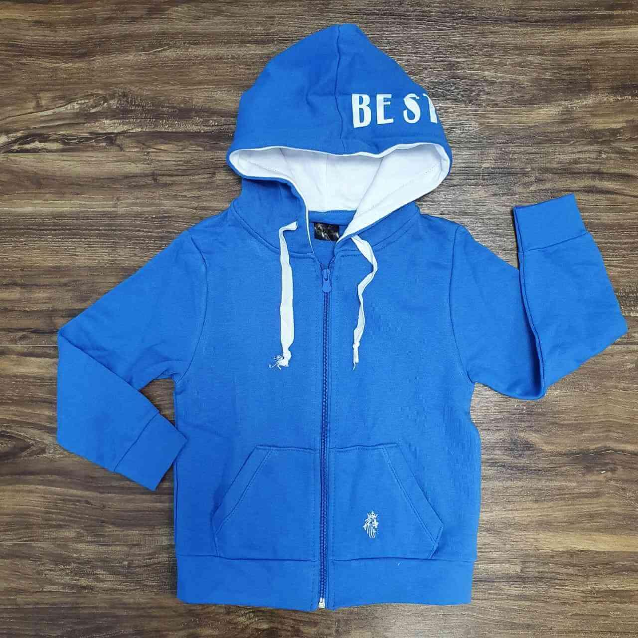 Blusa Moletom Best Infantil