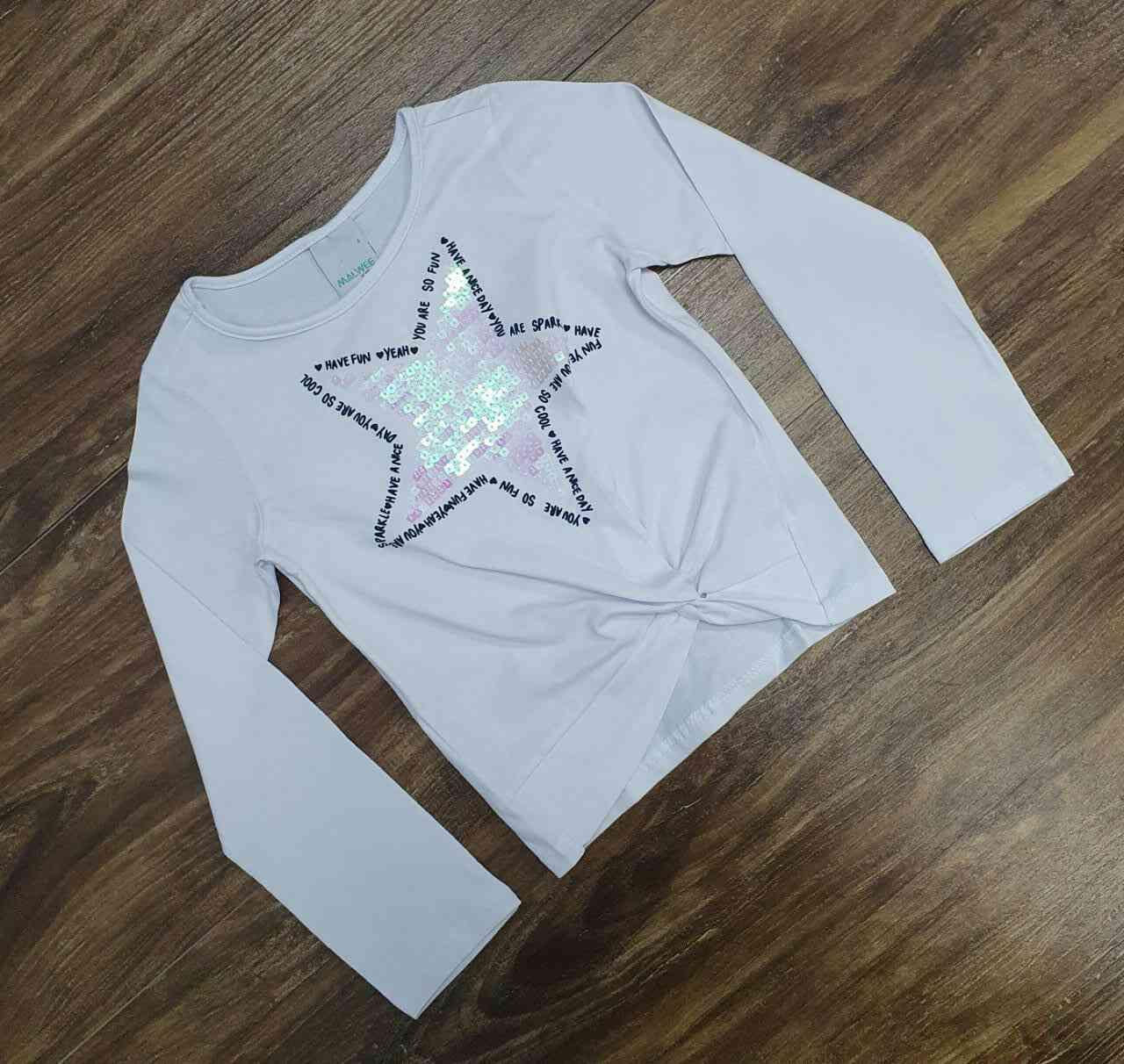 Blusa Star Infantil