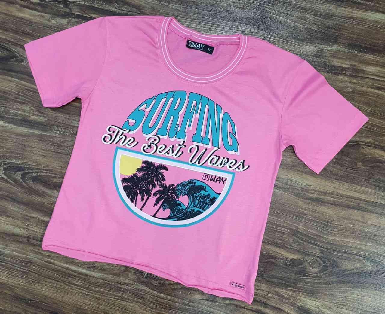 Blusa Surfing Infantil