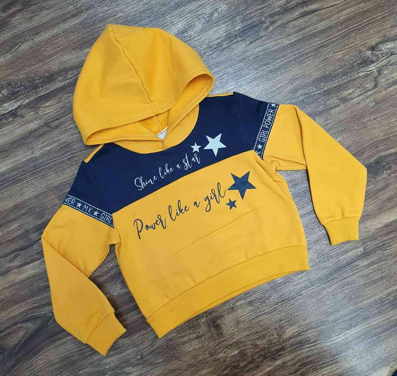 Blusão Star Infantil