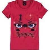 Blusinha Malwee Ladybug