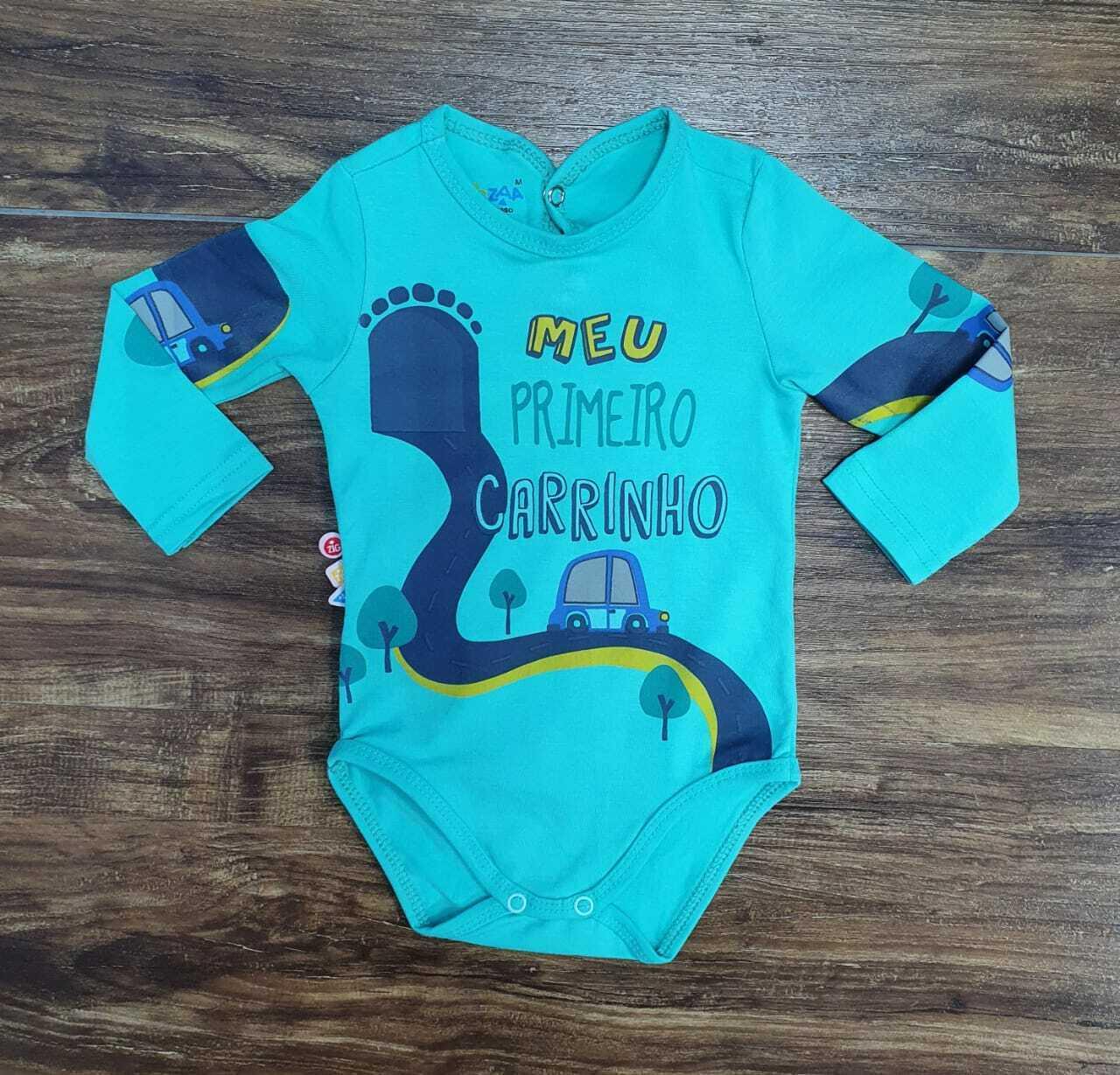 Body Carrinho Infantil