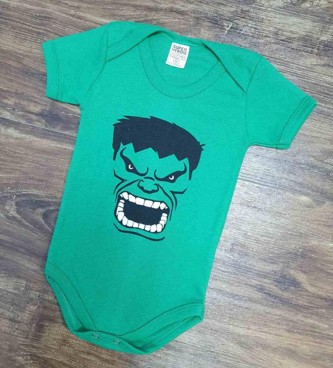 Body Hulk Infantil