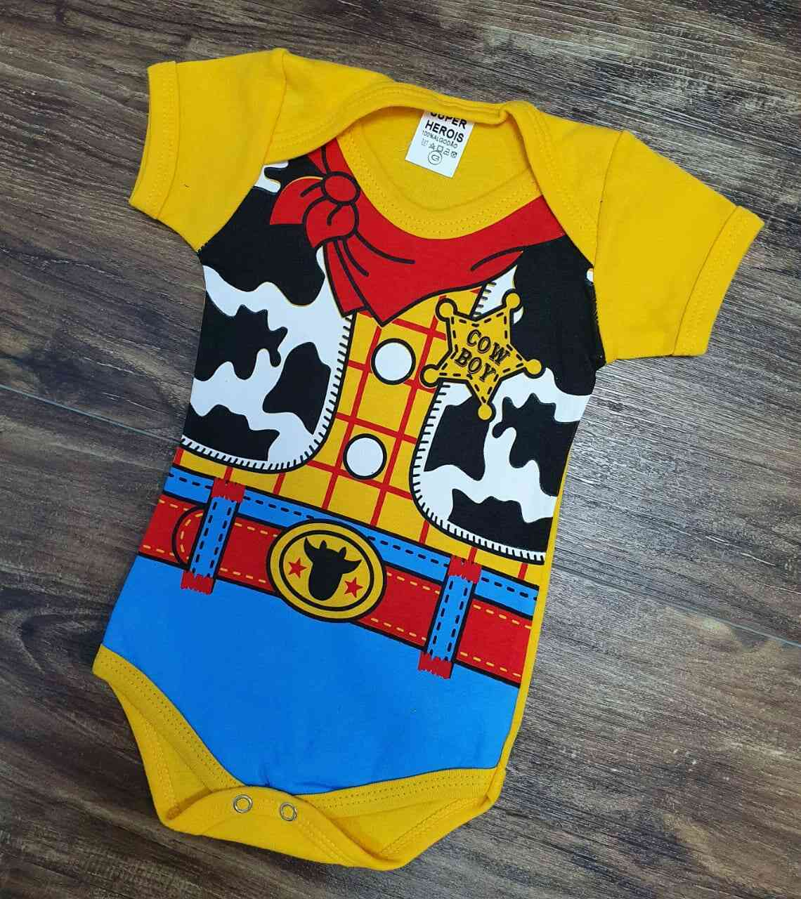 Body Woody Infantil