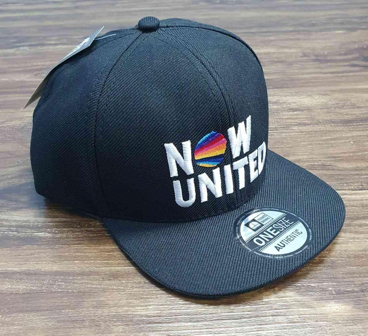 Boné Now United Infantil