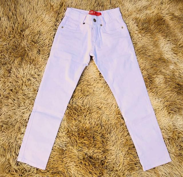 Calça Jeans Megan Branca