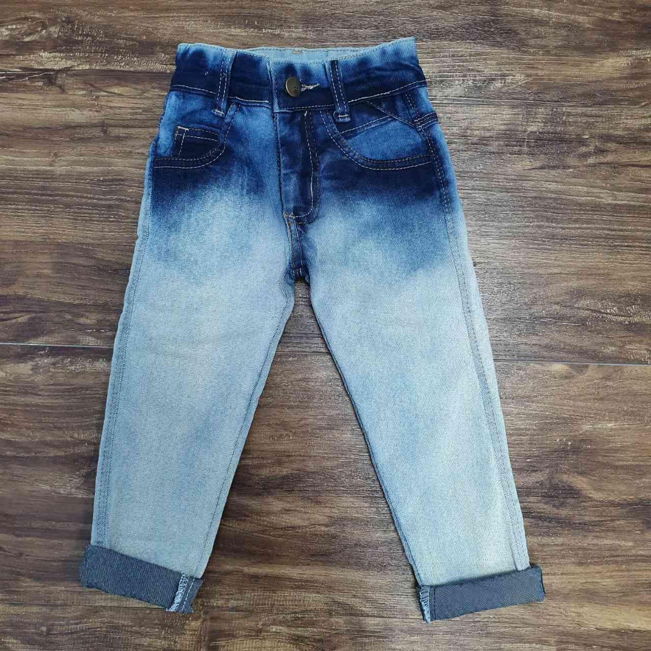 Calça Jeans Clara Infantil