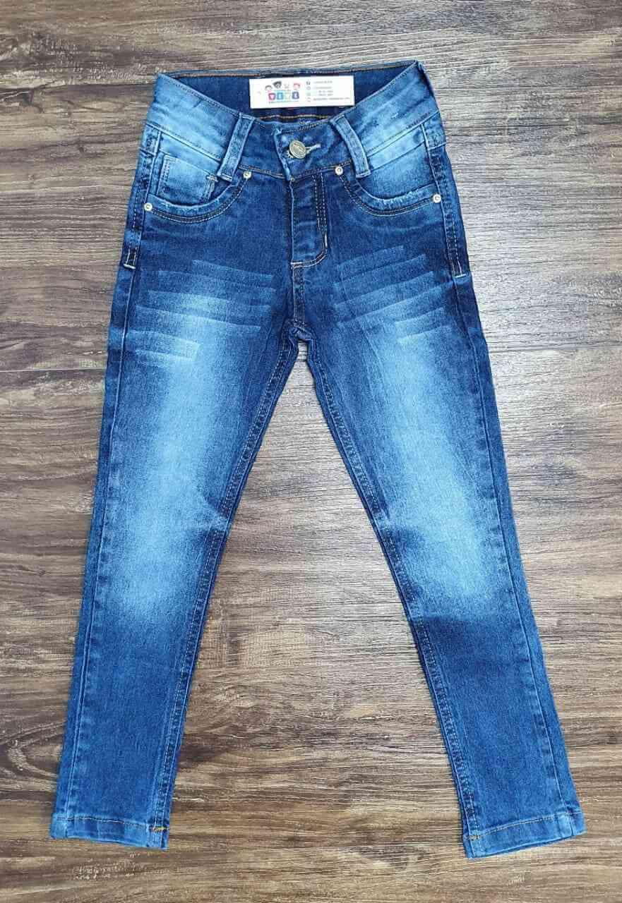 Calça Jeans Feminina Infantil