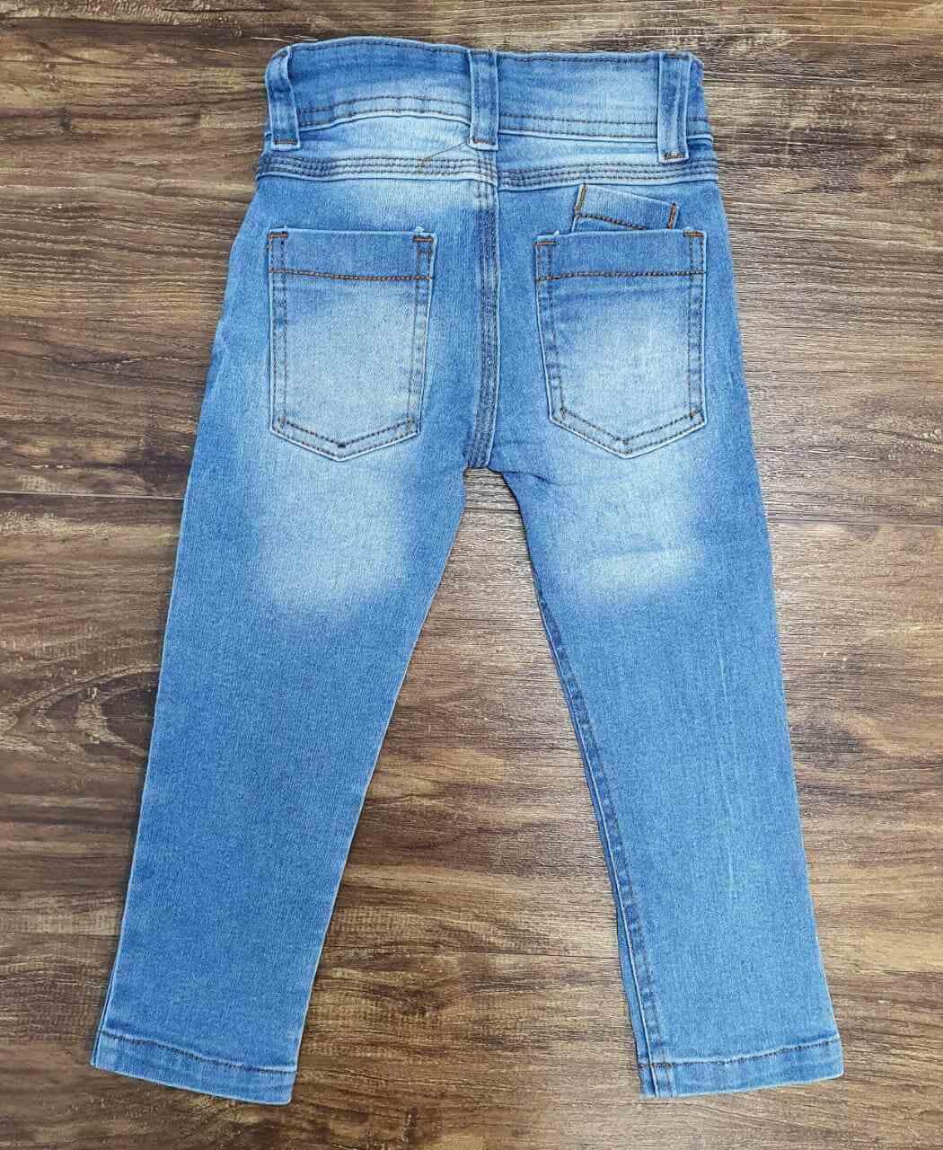 Calça Jeans Torn Infantil