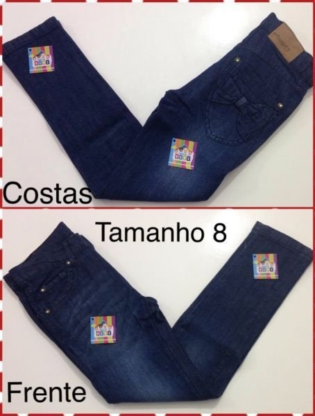 Calça Marisol Skinny Jeans Escuro