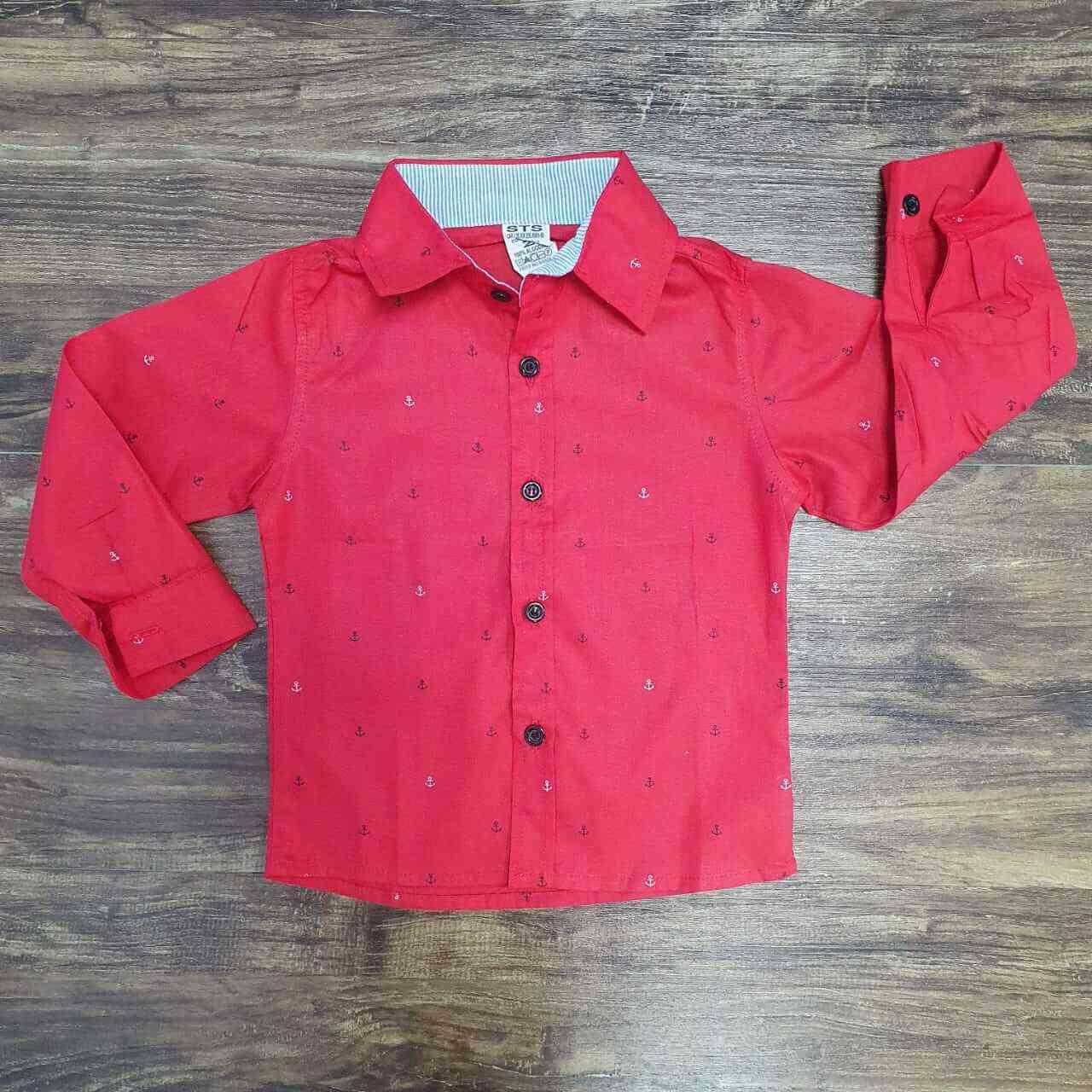 Camisa Ancora Infantil