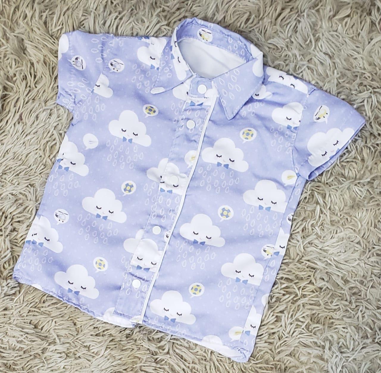 Camisa Chuva de Benção