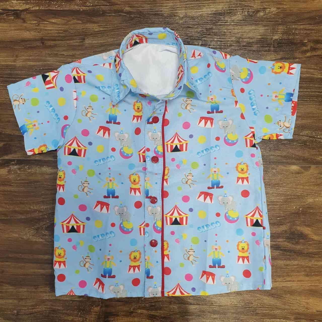 Camisa Circo