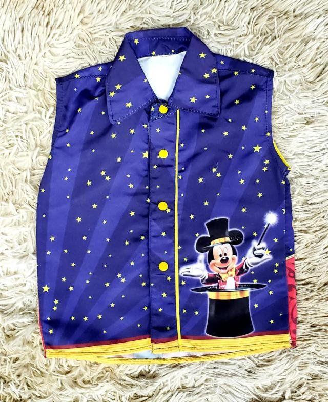 Camisa Circus Mickey