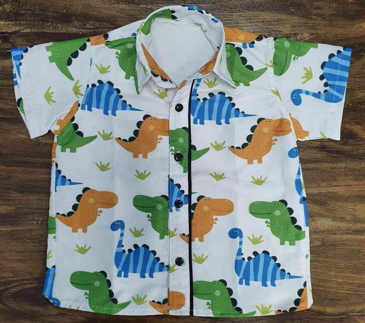 Camisa Dinossauro