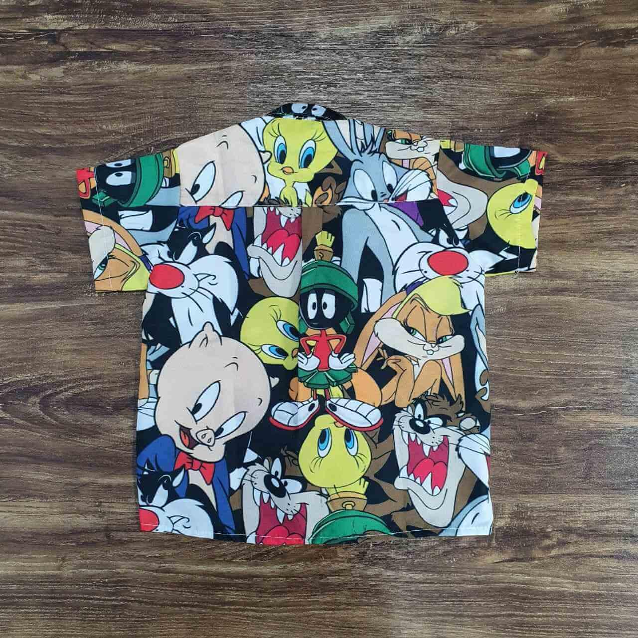 Camisa Looney Tunes Infantil