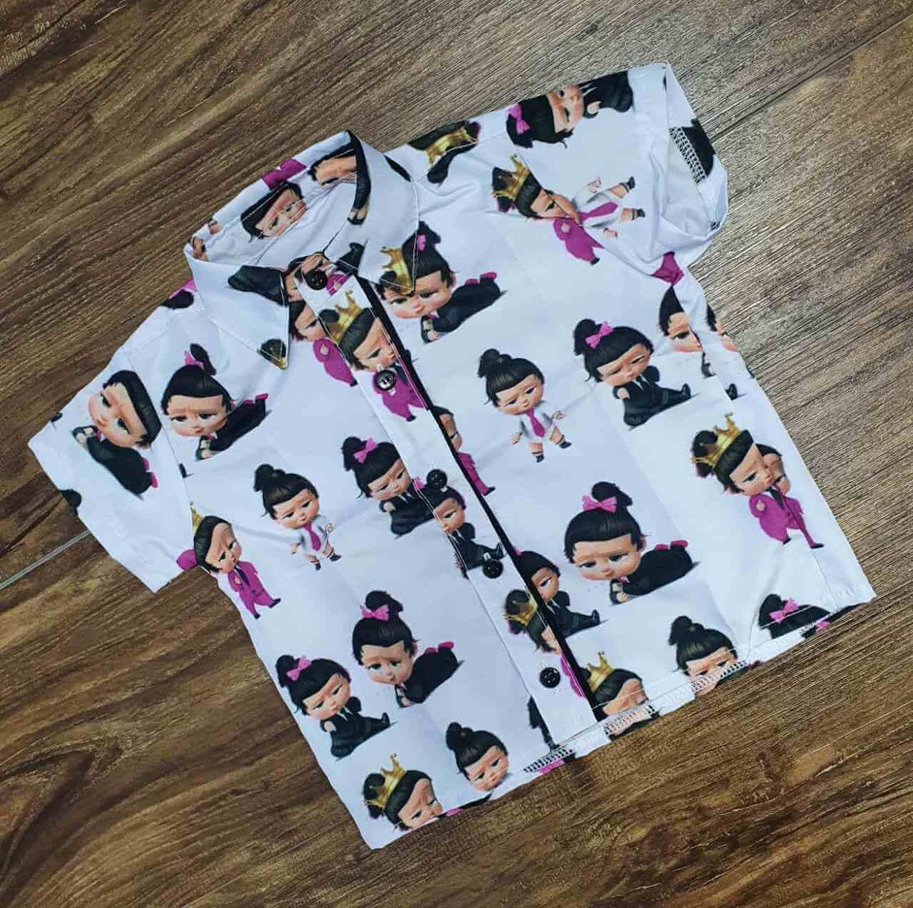 Camisa Poderosa Chefinha
