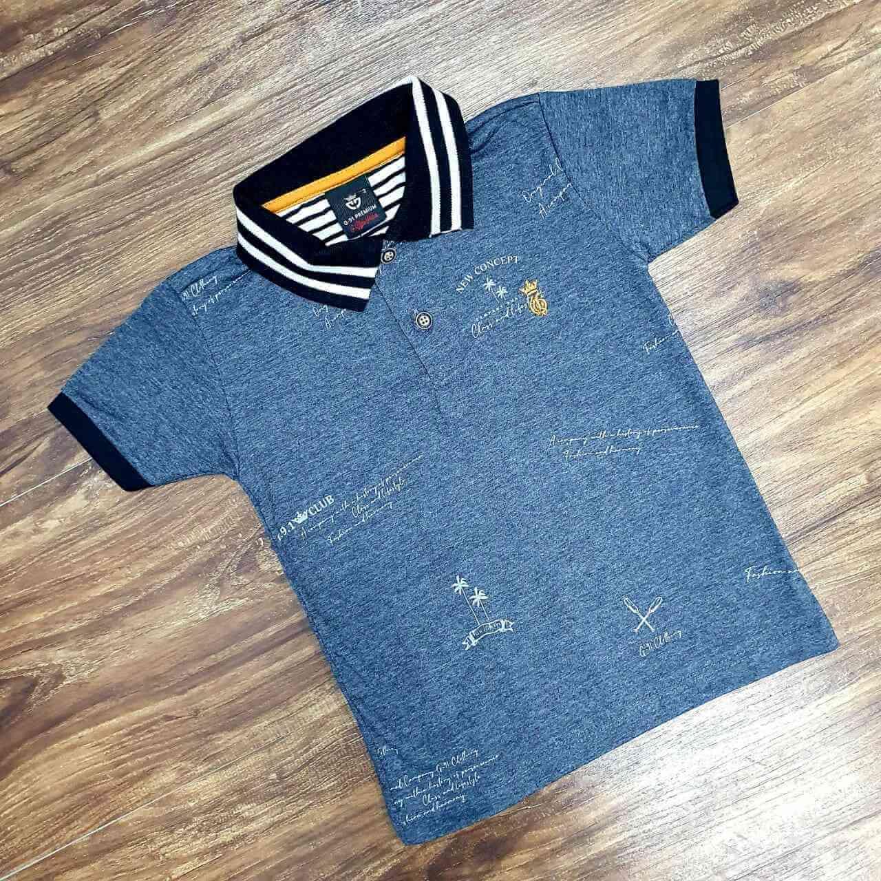 Camisa Polo Club Infantil