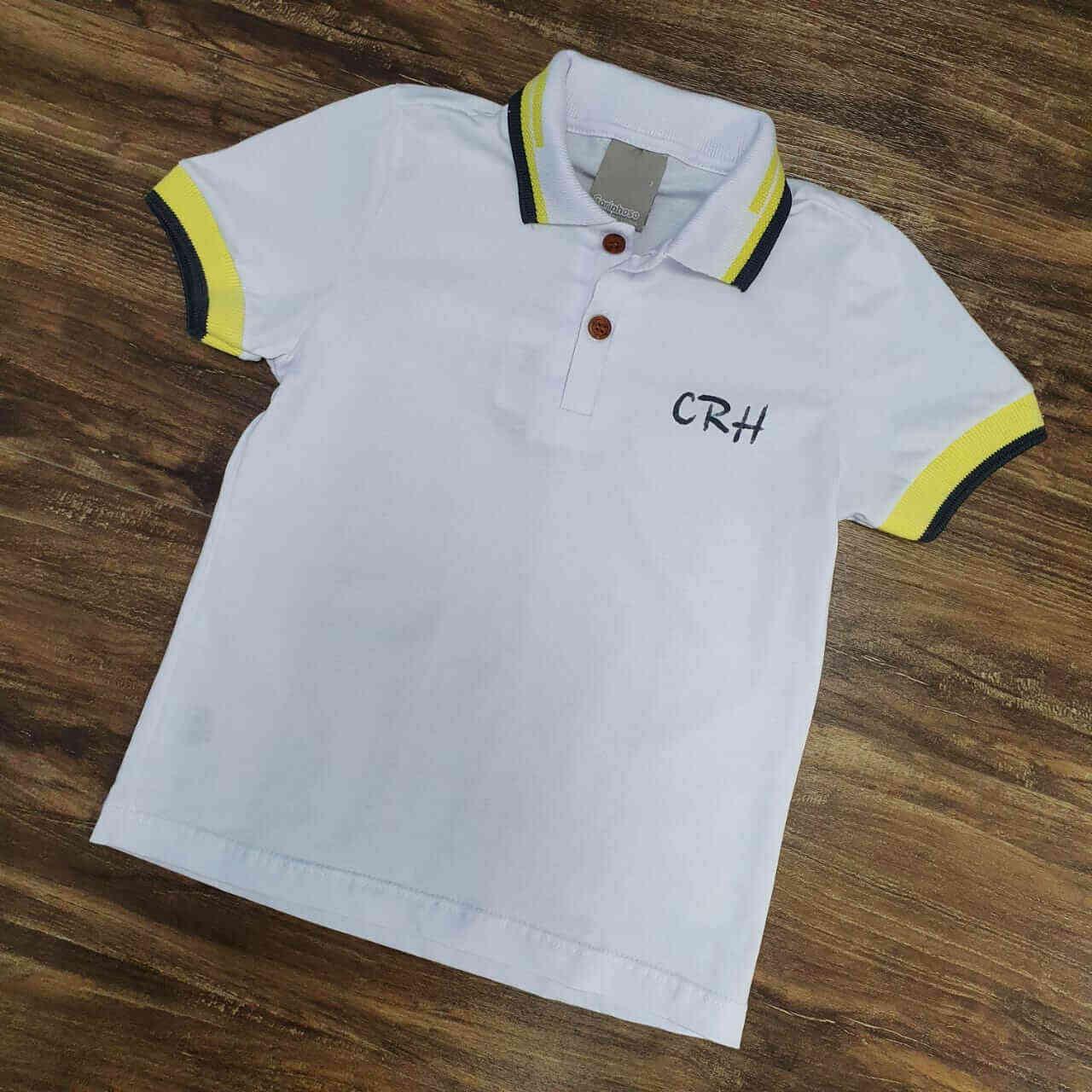 Camisa Polo CRH Infantil