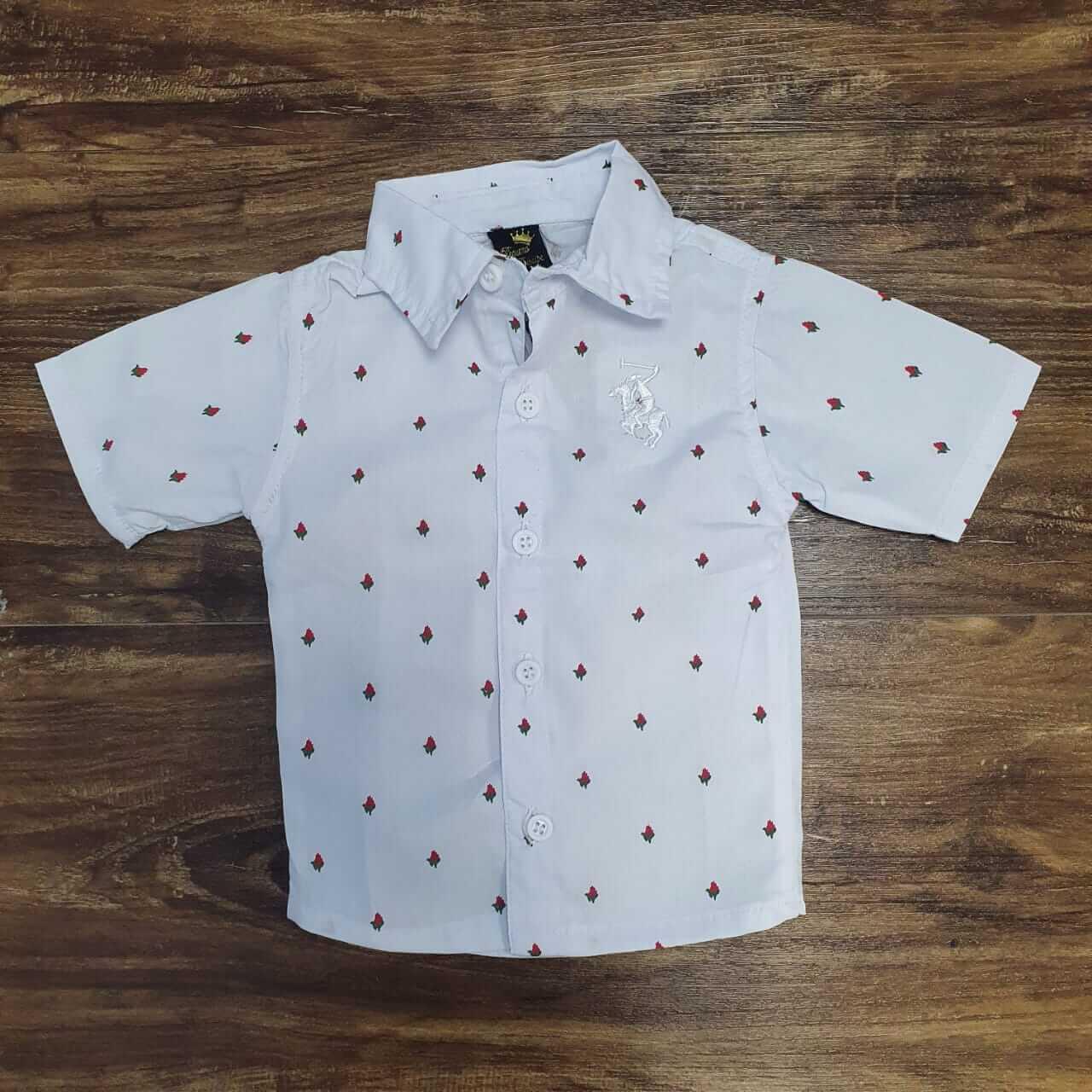 Camisa Social Infantil