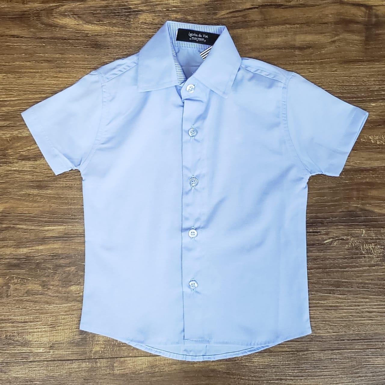 Camisa Social Pai e filho