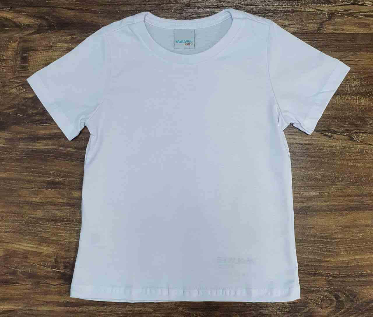 Camiseta Anti Covid-19 Infantil