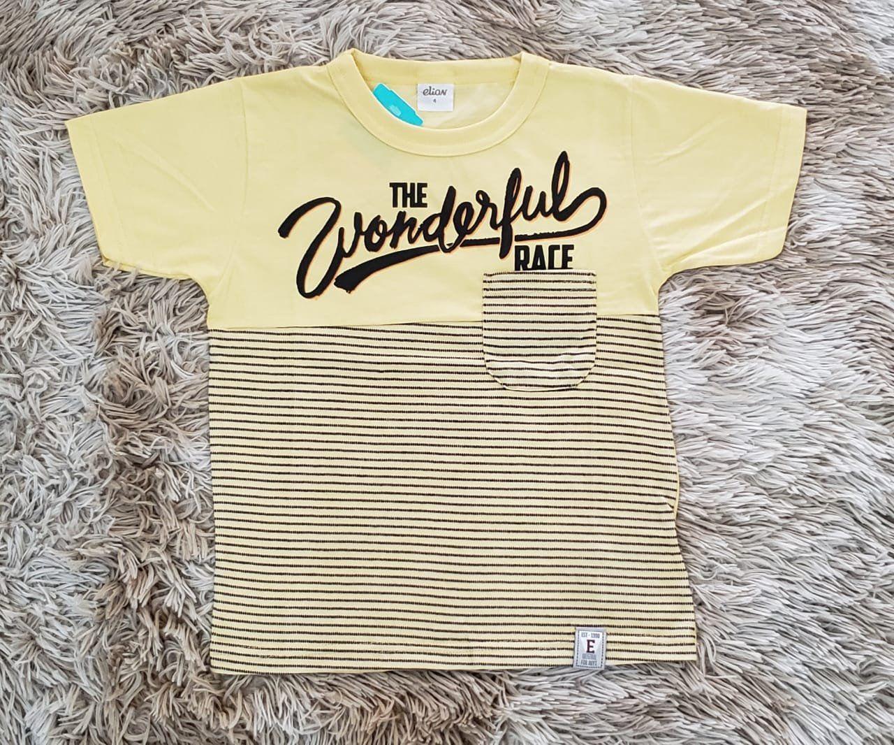 Camiseta Elian Wonderful