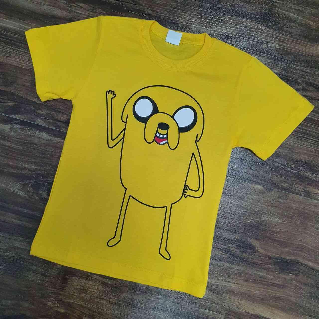 Camiseta Jack o Cão Infantil