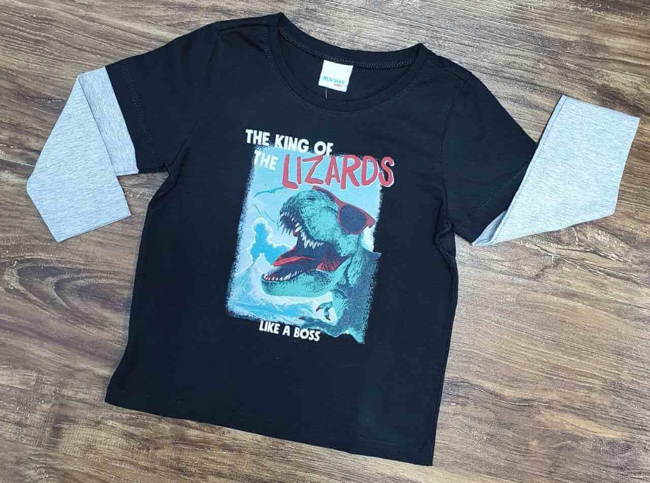 Camiseta Lizards Infantil
