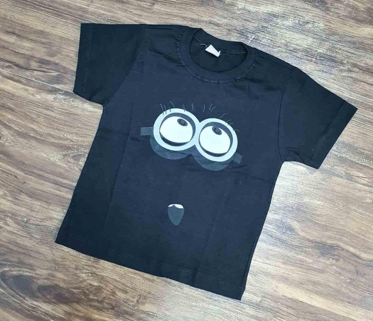 Camiseta Minion Infantil