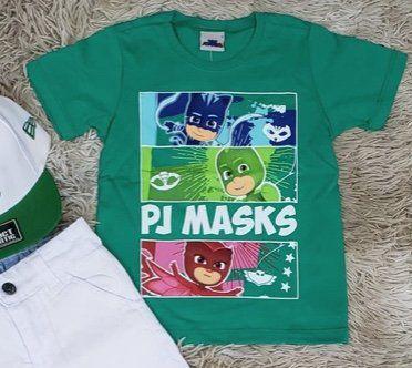 Camiseta PJ Masks