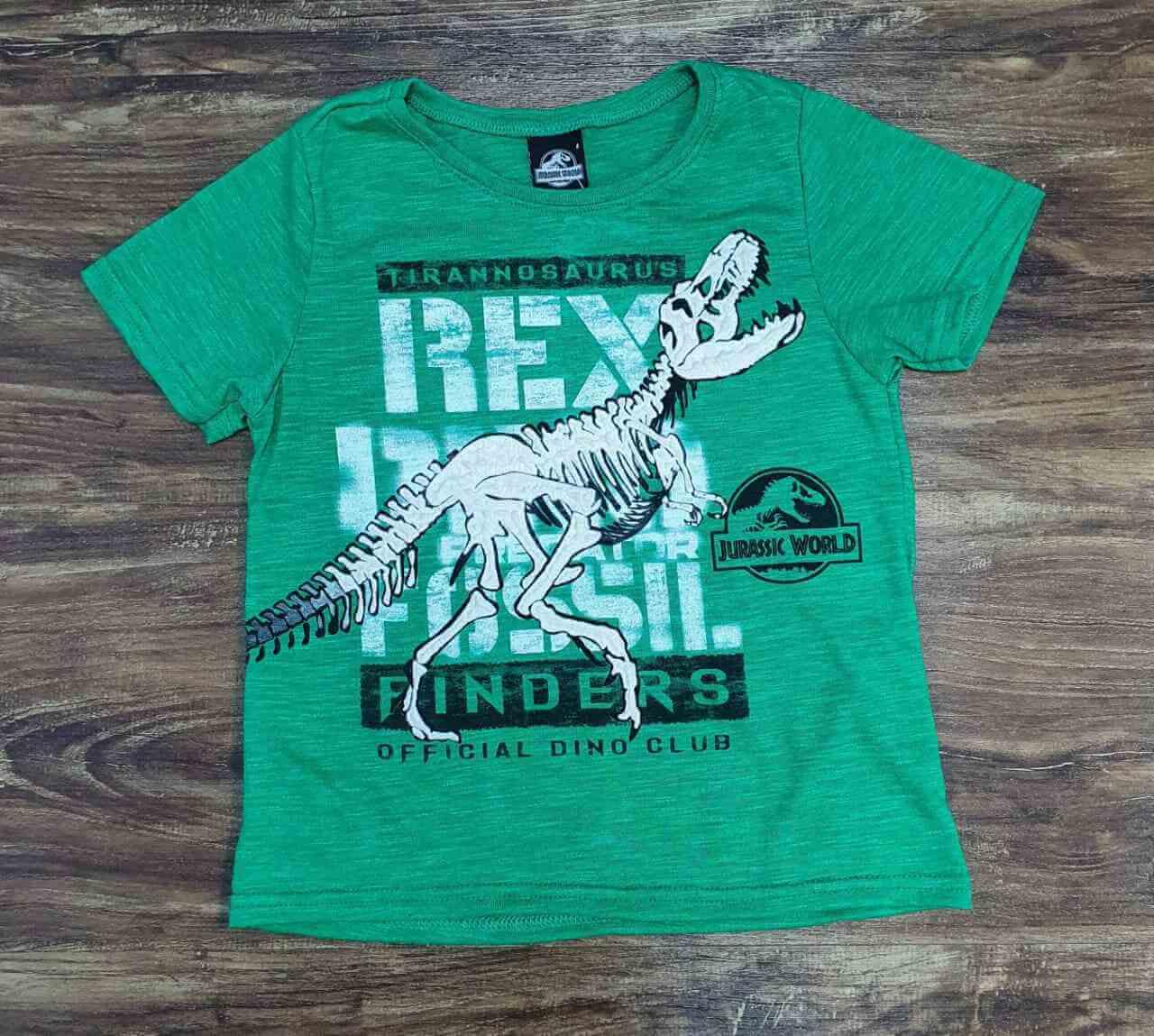 Camiseta Rex Infantil