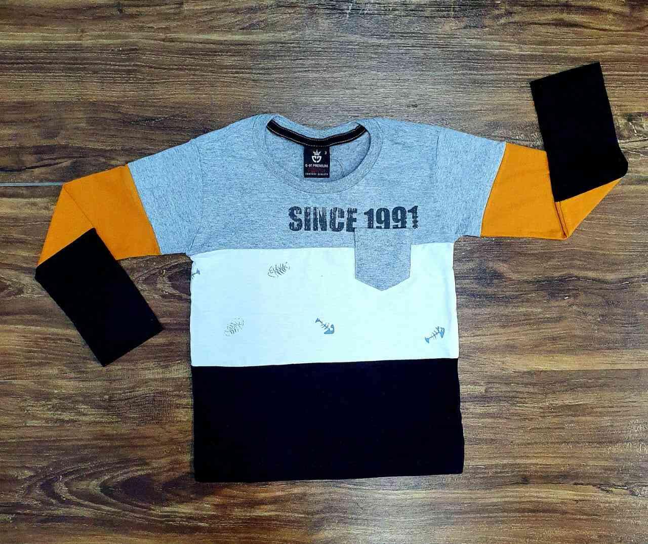 Camiseta Since Infantil