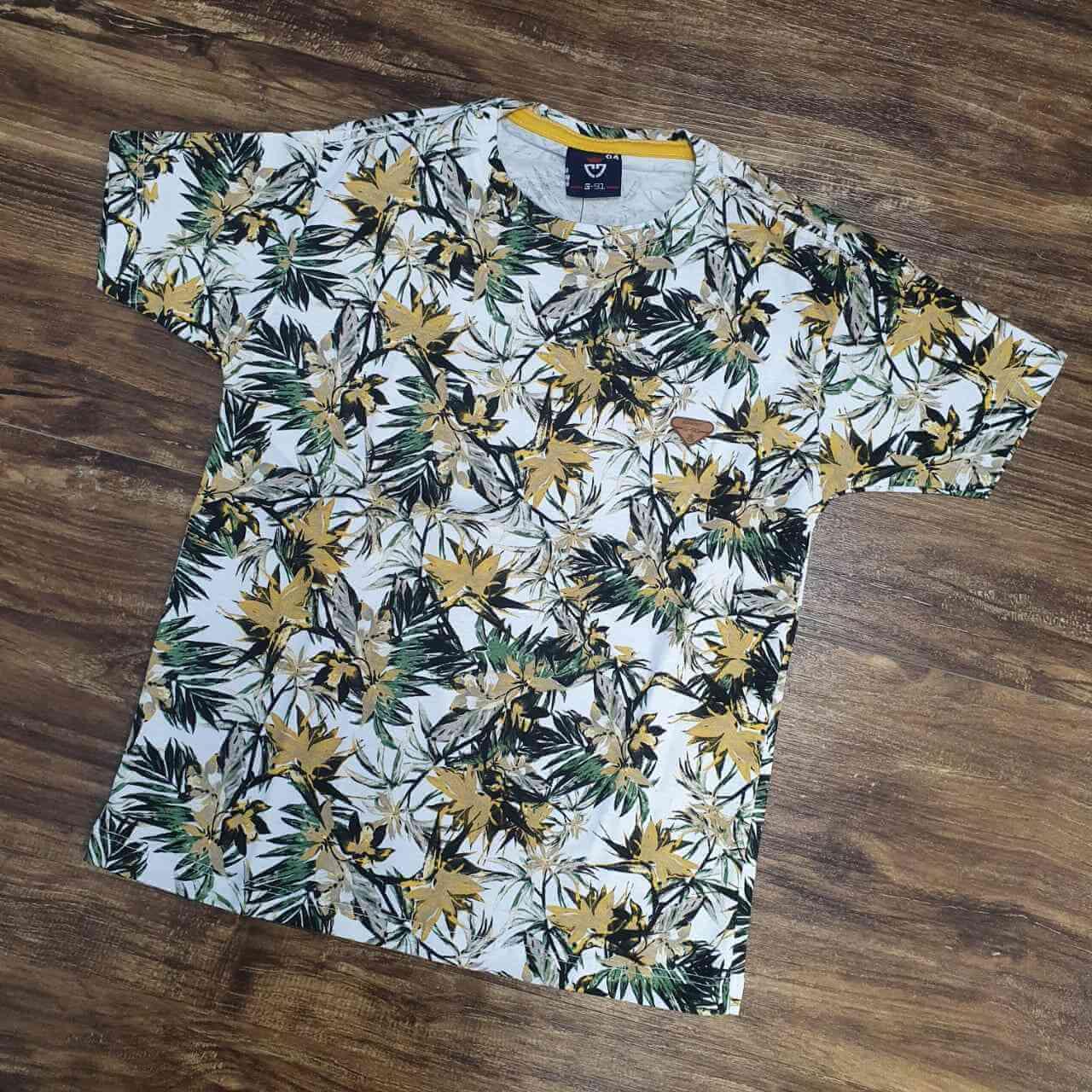 Camiseta Vegetation Infantil
