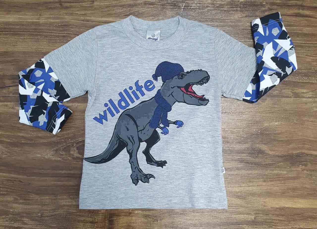 Camiseta Wildlife Infantil