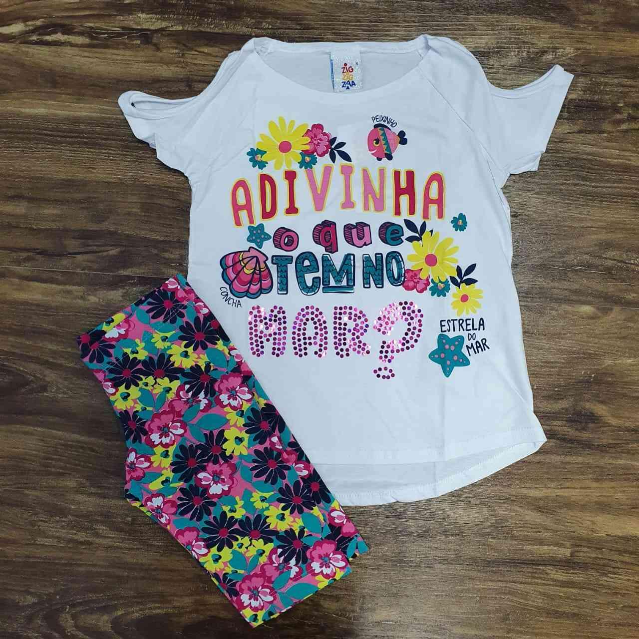 Conjunto Adivinha Infantil